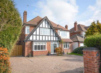 Thumbnail 5 bedroom detached house for sale in Melton Road, Tollerton, Nottingham