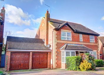 Thumbnail 4 bedroom detached house to rent in Stourton Close, Wellingborough