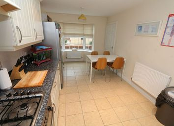 Thumbnail 3 bed detached house for sale in Stocking Way, Lincoln, Lincolnshire