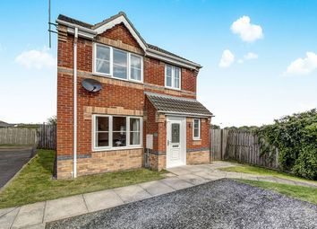 3 bed detached house for sale in Carrside Mews, Blyth NE24