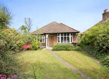 Thumbnail 2 bedroom detached bungalow for sale in Little Green Lane, Chertsey, Surrey