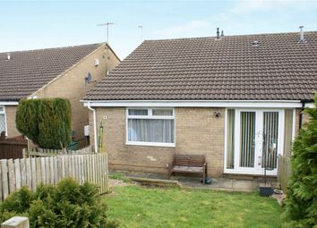 Thumbnail 1 bed semi-detached bungalow for sale in Hornsea Drive, Wilsden, Bradford, West Yorkshire
