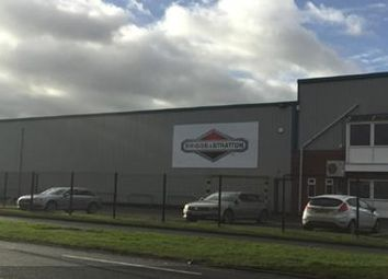 Thumbnail Commercial property for sale in Briggs & Stratton, Road Four, Winsford, Cheshire