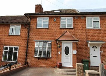 Thumbnail 3 bed terraced house for sale in Bluehouse Road, Chingford, London