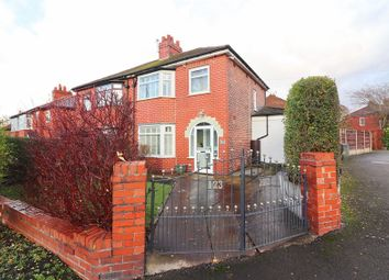 Thumbnail 3 bed semi-detached house for sale in Mosley Common Road, Worsley, Manchester