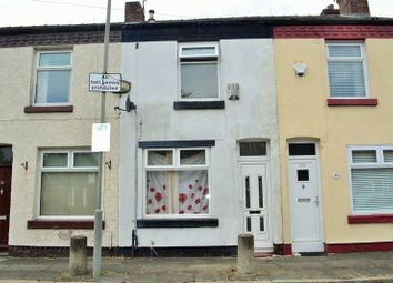 Thumbnail 2 bedroom terraced house for sale in Simms Road, Tuebrook, Liverpool