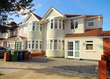 Thumbnail 5 bed semi-detached house to rent in Weighton Road, Harrow Weald, Middlesex