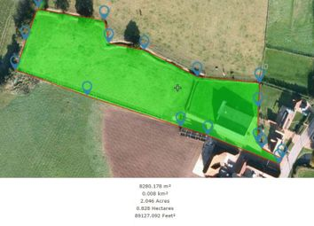 Thumbnail Land for sale in Mount End, Theydon Mount, Epping