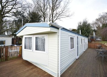 Thumbnail 3 bedroom mobile/park home for sale in Church View, Haveringland Hall Park, Haveringland, Norwich, Norfolk