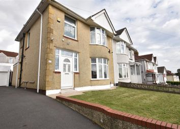 Thumbnail 3 bed semi-detached house for sale in Heol Fach, Treboeth, Swansea