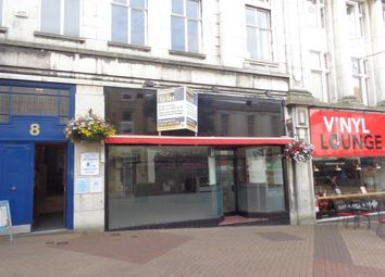 Thumbnail Retail premises to let in Regent Street, Mansfield