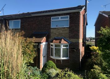 Thumbnail 2 bed end terrace house to rent in 74 Holyrood Rise, Bramley, Rotherham.