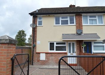 Thumbnail 2 bed end terrace house for sale in Linden Way, Market Drayton