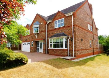 Thumbnail 5 bed detached house for sale in The Lane, Coppenhall, Stafford