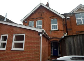 Thumbnail 2 bedroom flat to rent in High Road West, Felixstowe