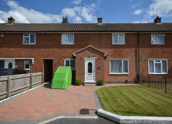 Thumbnail 2 bed town house for sale in Dukes Close, Wigston, Leicester