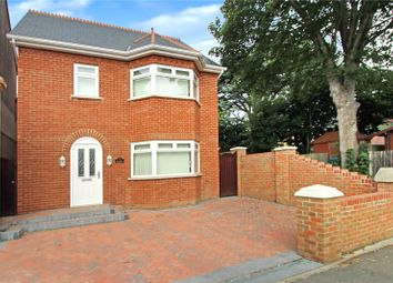 Thumbnail 4 bed detached house to rent in Waverley Road, Rustington, Littlehampton