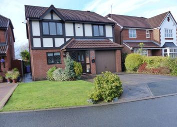 Thumbnail 4 bed detached house for sale in Ballard Way, Shaw, Oldham