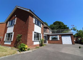 Surley Row, Emmer Green, Reading RG4. 4 bed detached house