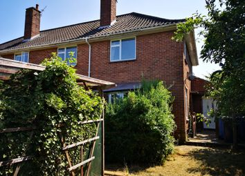 Thumbnail 2 bed flat for sale in Nasmith Road, Norwich