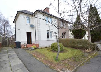 Thumbnail 2 bedroom semi-detached house for sale in Morris Crescent, Blantyre, Glasgow
