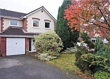 Thumbnail 4 bed detached house for sale in Dorchester Park, Sandymoor