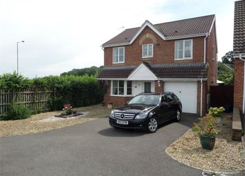 Thumbnail 4 bed detached house for sale in Wallwern Wood, Chepstow, Monmouthshire
