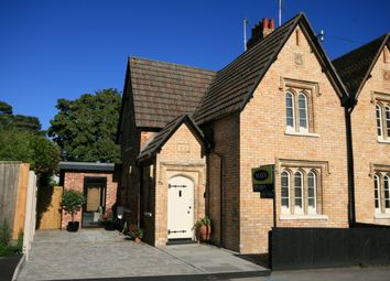 Thumbnail 4 bed semi-detached house for sale in Sandbanks Road, Parkstone, Poole