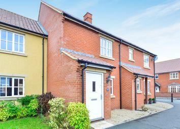 Thumbnail 2 bed terraced house for sale in Shepherds Drove, West Ashton Village, Trowbridge