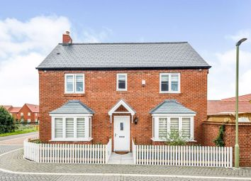 Thumbnail Detached house for sale in Wetherby Road, Bicester