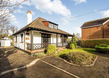 Thumbnail 3 bed bungalow for sale in Balgores Crescent, Gidea Park, Romford