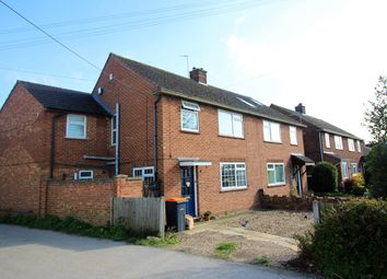 Thumbnail 4 bedroom semi-detached house to rent in Bedford Road, Wootton, Bedford