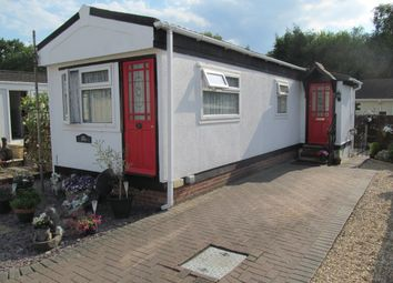 Thumbnail 1 bed mobile/park home for sale in Mytchett Farm Park (Ref 5951), Mytchett, Camberley, Surrey