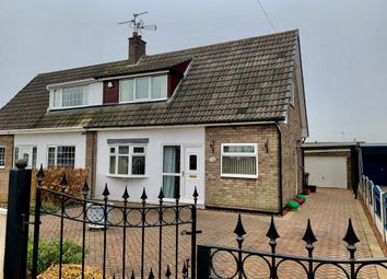 Thumbnail Semi-detached house for sale in Oakwood Drive, Armthorpe, Doncaster