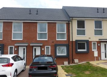 Thumbnail 3 bed terraced house for sale in Mascall Close, Hereford