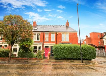 Thumbnail 3 bed terraced house for sale in Ilfracombe Gardens, Whitley Bay