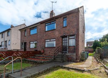 Thumbnail 2 bed property for sale in 32 Churchill Crescent, Ayr