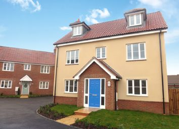 Thumbnail 5 bedroom detached house for sale in Anvil Way, Kennett
