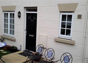 Thumbnail 2 bed maisonette to rent in Oxley Park, Milton Keynes