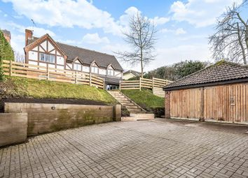 Thumbnail 5 bed detached house for sale in Oak House, Kingsthorne, Hereford