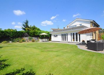 Thumbnail 3 bed detached house for sale in Shoebury Road, Thorpe Bay, Essex
