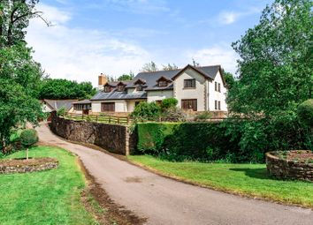 Thumbnail 5 bed country house for sale in Earlswood, Chepstow
