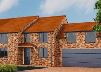 Thumbnail 4 bed semi-detached house for sale in Chapel Garth, Arram, Beverley, East Yorkshire