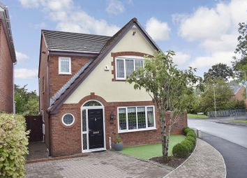 Thumbnail 3 bed detached house for sale in Pant Hendre, Pencoed, Bridgend.