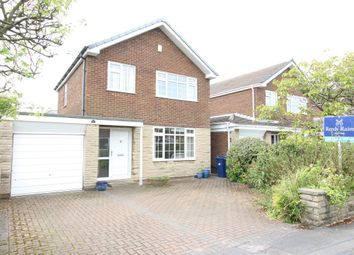 Thumbnail 3 bed detached house for sale in Manor Grove, Penwortham, Preston