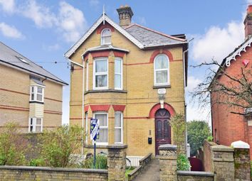Thumbnail 3 bed maisonette to rent in Newport Road, Cowes