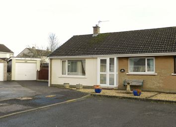 Thumbnail 2 bed semi-detached bungalow for sale in 6 Raven Place, Gretna, Dumfries & Galloway
