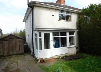 Thumbnail 3 bed semi-detached house to rent in Uffculme Road, Birmingham