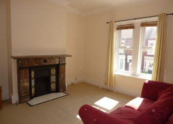 Thumbnail 3 bed flat to rent in Jesmond Terrace, Whitley Bay