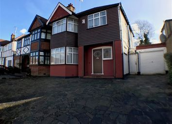 Thumbnail 4 bed semi-detached house to rent in Creighton Avenue, East Finchley, Barnet